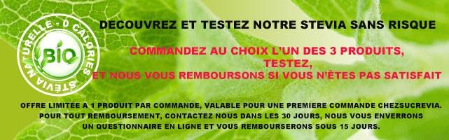 stevia naturelle