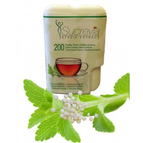 200 stevia tabs with dispenser