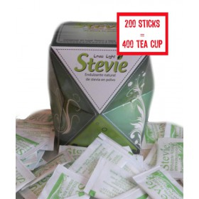 Sticks of Stevia  - 200 sticks