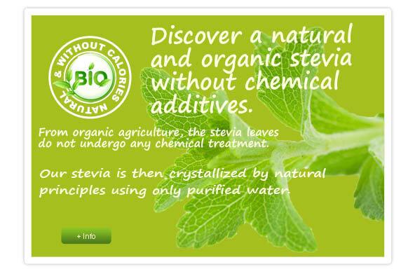 A Natural and Organic Stevia