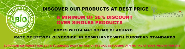 Stevia products at best price