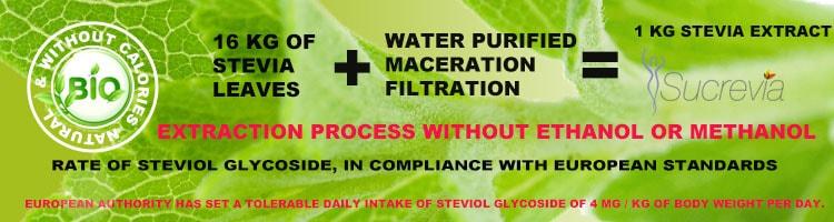 stevia extract natural